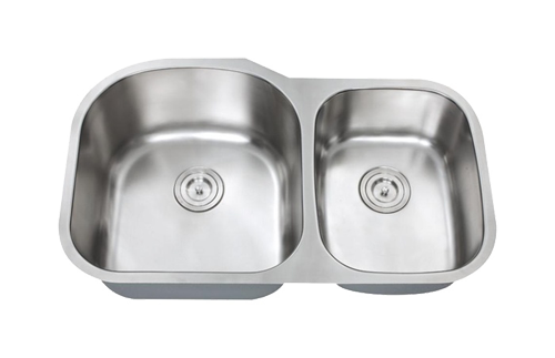 Double Bowl Kitchen Sink