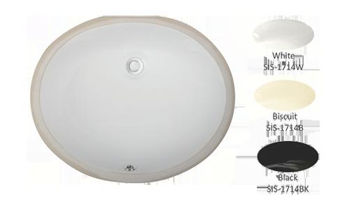 Porcelain Lavatory Sink